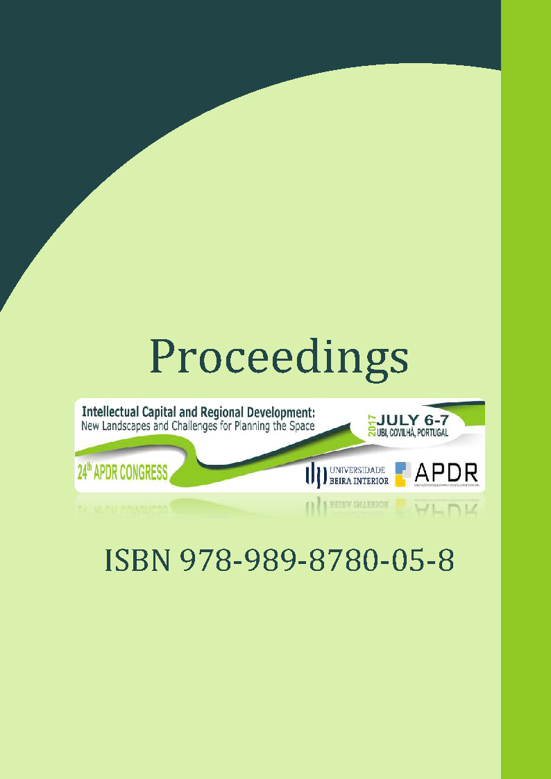 PROCEEDINGS NOW AVAILABLE!  24th APDR Congress, July 2017, Covilhã, Portugal